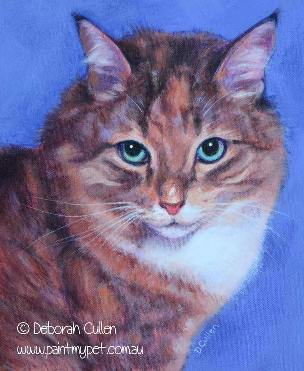 Paintmypet Pet Portraits Perth