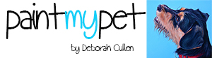 paintmypet by Deborah Cullen