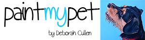 paintmypet by Deborah Cullen Logo
